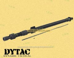 DYTAC 18inch SPR Outer Barrel Assemble for Marui M4 (Black)